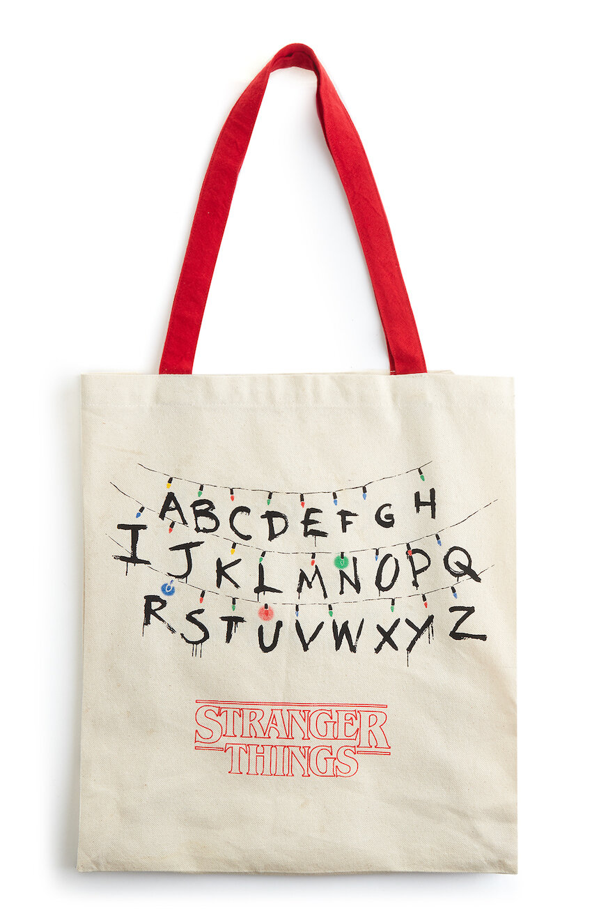 KIMBALL-MISSING-STRANGER THINGS CANVAS BAG, GRADE MISSING, £3 €4, WK MISSING.jpg