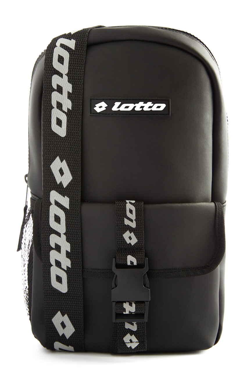 KIMBALL-9000701-01-Black Lotto Sling Buckle Bag £10 €12 �13.jpg